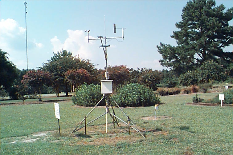 Georgia Weather Automated Environmental Monitoring